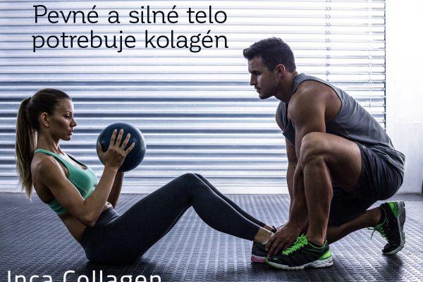 sport, výživa, zdraví, inca collagen