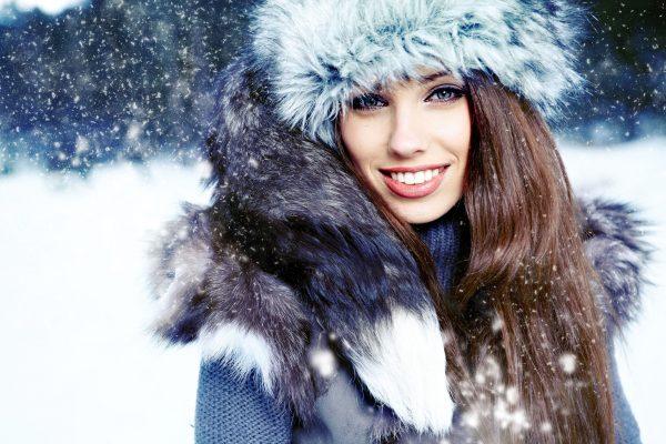 kolagen v zimě