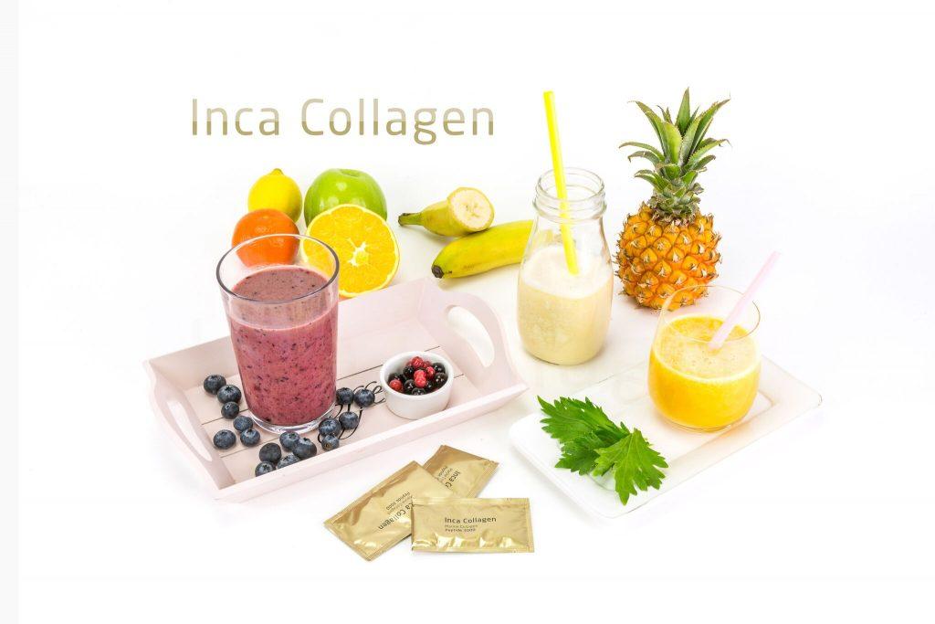 vitamín c a kolagen