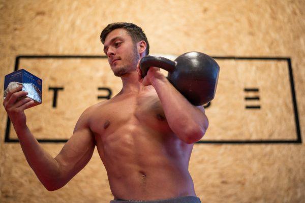 sportovec a kolagen