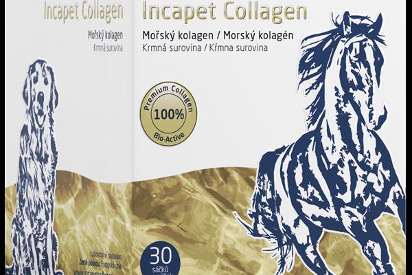 Kolagen pro zvířata Incapet Collagen