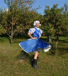 folklorni tanecnice a kolagen