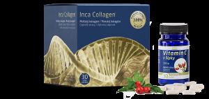 Inca Collagen s vitaminem C